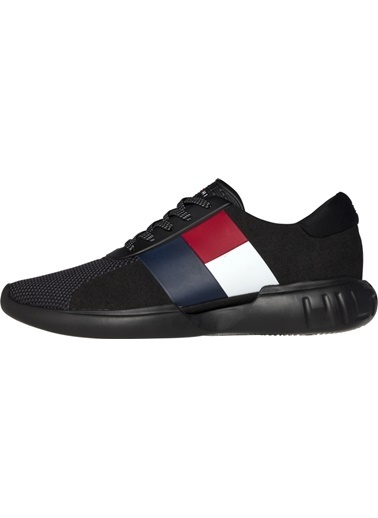 Tommy Hilfiger Unisex Lightweigh Sneakers FM0FM01824 Siyah